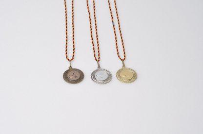 20 Minigolf - Medaillen für Ihre Siegerehrung NEUWARE Gold, Silber, Bronze