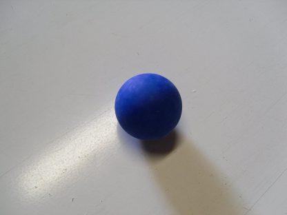 Minigolfbälle 1 blauer glatter Anlagenball