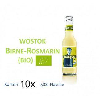 Wostok Birne-Rosmarin