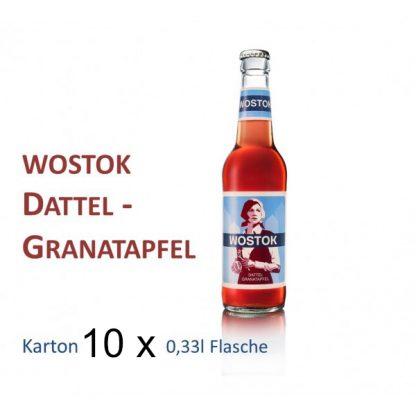 Wostok Dattel-Granatapfel