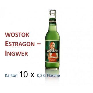 Wostok Estragon-Ingwer