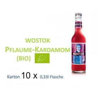Wostok Pflaume-Kardamom