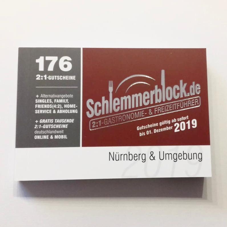 Schlemmerblock nürnberg 2019