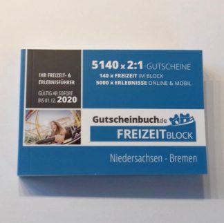 Freizeitblock 2020 Niedersachsen - Bremen