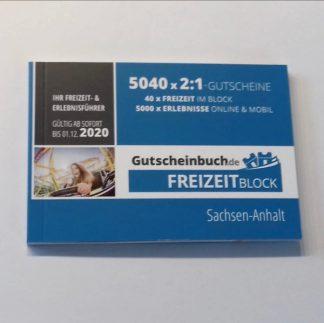 Freizeitblock 2020 Sachsen-Anhalt