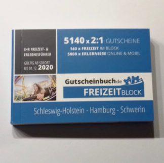 Freizeitblock 2020 Schleswig-Holstein - Hamburg - Schwerin