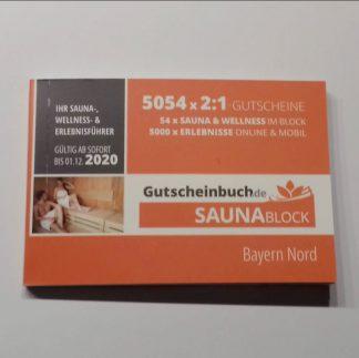 Saunablock 2020 Bayern Nord