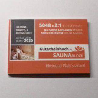 Saunablock 2020 Rheinland-Pfalz - Saarland
