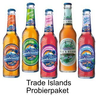 Trade Islands Probierpaket