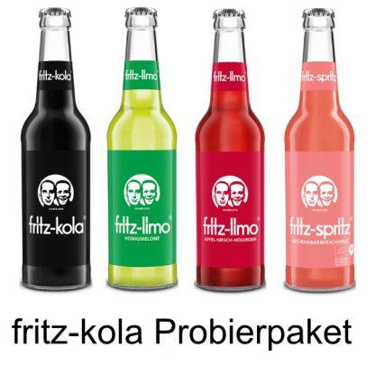 fritz-kola Probierpaket