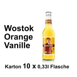 Wostok Orange Vanille
