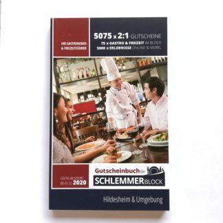 Gutscheinbuch 2020 Hildesheim & Umgebung
