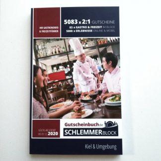 Gutscheinbuch 2020 Kiel & Umgebung