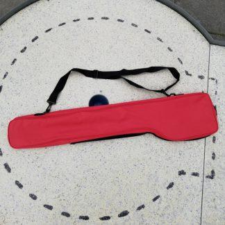 Minigolf Schlägertasche in rot