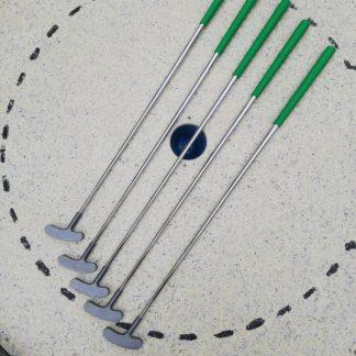 Qualitäts Minigolfschläger, 5 Stück, 93cm-1
