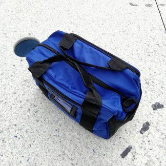 Minigolf Balltasche Thermobag blau - 1
