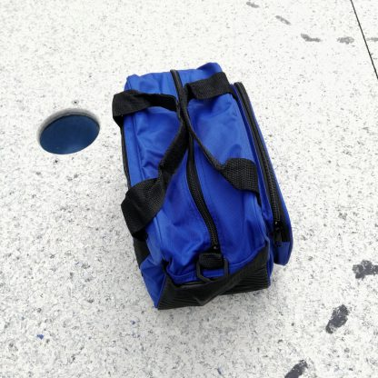 Minigolf Balltasche Thermobag blau - 2