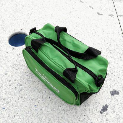 Minigolf Balltasche Thermobag grün - 3