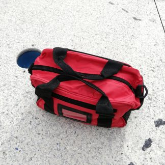Minigolf Balltasche Thermobag rot - 1