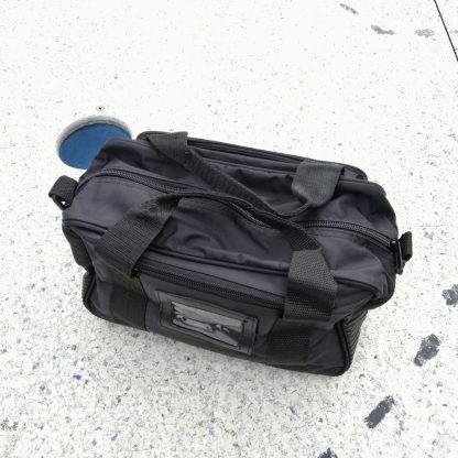Minigolf Balltasche Thermobag schwarz - 1