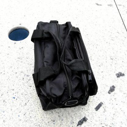 Minigolf Balltasche Thermobag schwarz - 2