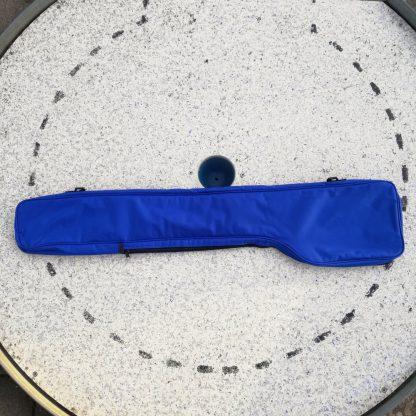 Minigolf Schlägertasche in blau