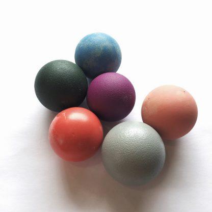 Minigolfbälle 6er Set (12.0), Spezialbälle für Hobbyspieler