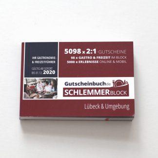 Schlemmerblock 2020 Lübeck & Umgebung