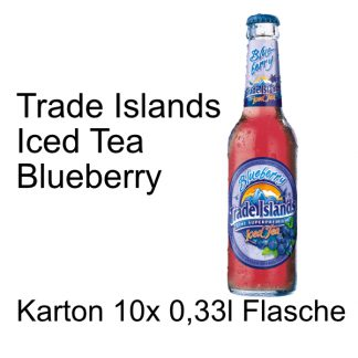 Trade Islands Iced Tea Blueberry