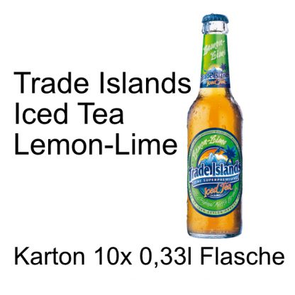 Trade Islands Iced Tea Lemon-Lime
