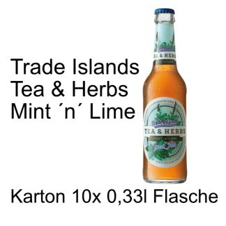 Trade Islands Tea & Herbs Mint 'n' Lime