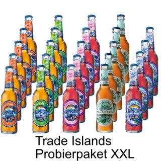 Trade Islands Probierpaket XXL