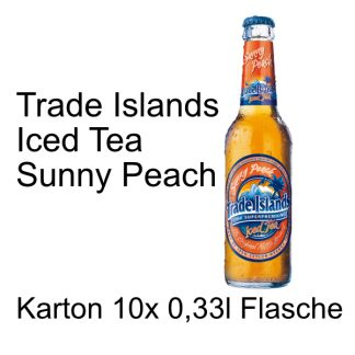Trade Islands Iced Tea Sunny Peach