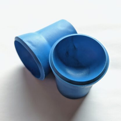 Ballaufheber Sauger für Minigolfbälle 2 Stück, blau