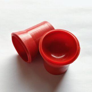 Ballaufheber Sauger für Minigolfbälle 2 Stück, rot