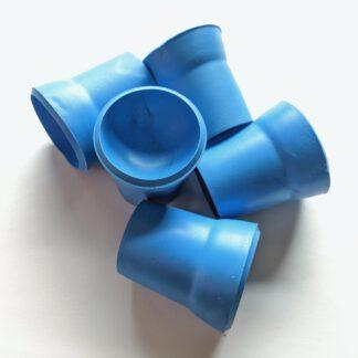 Ballaufheber Sauger für Minigolfbälle 5 Stück, blau