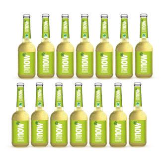 Now Apfel Rosmarin Bio Limonade by Lammsbräu, 14 Flaschen