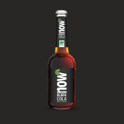 Now Black Cola Bio Limonade by Lammsbräu - Einzeln