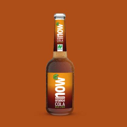 Now Orange Cola Bio Limonade by Lammsbräu - Einzeln
