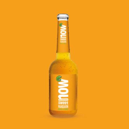 Now Sweet Mandarin Bio Limonade by Lammsbräu - Einzeln