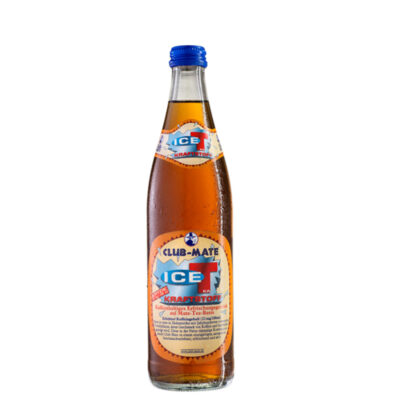 Club-Mate ICE T Kraftstoff 0,5l Flasche