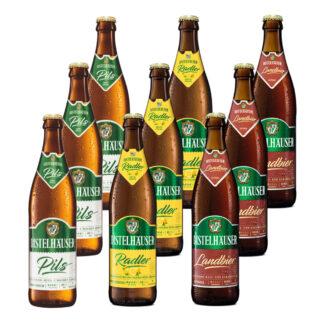 Distelhäuser Bierpaket Pils, Landbier und Radler