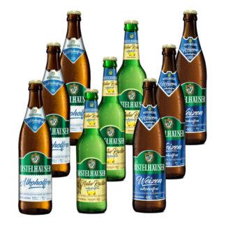 Distelhäuser Bierpaket alkoholfrei mit Pils, Radler und Weizen
