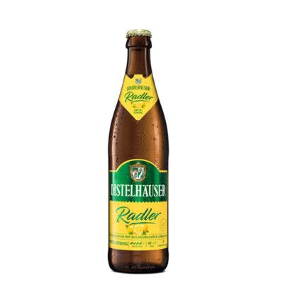 Distelhäuser Radler 0,5l Flasche