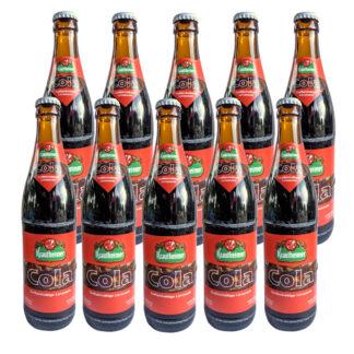 Krautheimer Cola Limonade 10 Flaschen je 0,5l