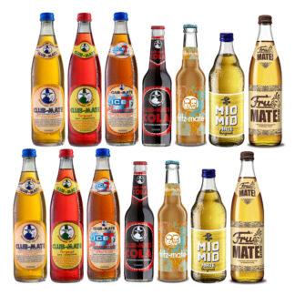Mate Probierpaket 14 Flaschen