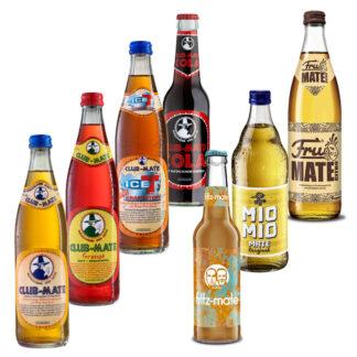 Mate Probierpaket 7 Flaschen