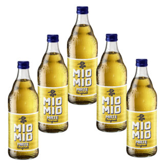 Mio Mio Mate Original 5 Flaschen je 0,5l