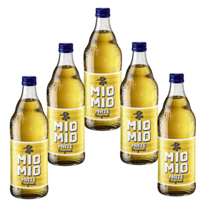 Mio Mio Mate Original 5 Flaschen je 0,5l