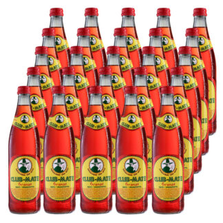 Club-mate Granatapfel 25 Flaschen je 0,5l